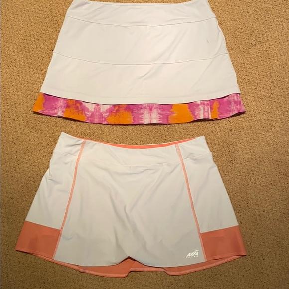 Tennis Skort Bundle of 2
